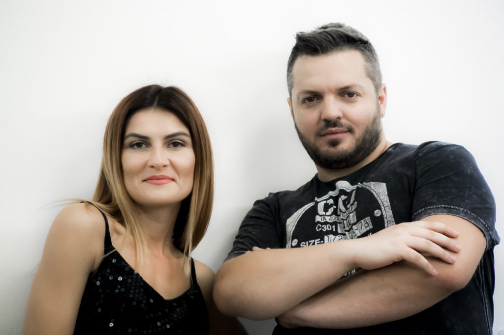 creative team moves the boundaries - Jelena & Dragutin
