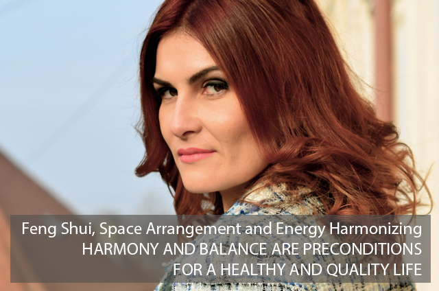 HARMONY AND BALANCE ARE PRECONDITIONS FOR A HEALTHY AND QUALITY LIFE